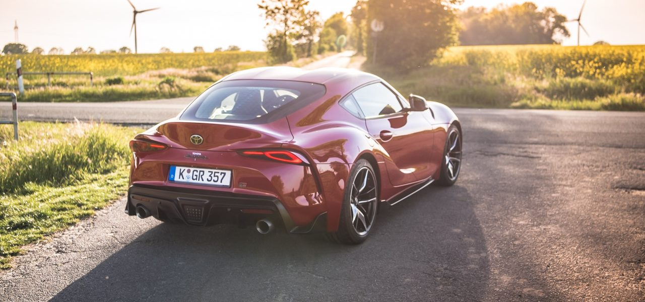 Toyota GR Supra 3.0 (2020): Zu viel BMW? 718-Alternative? Fahrbericht!