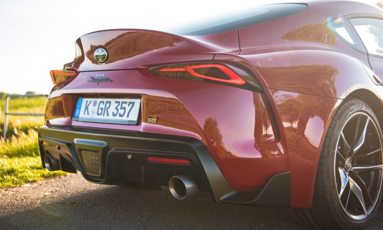 Toyota GR Supra 3.0 2020 Sportwagen Test und Fahrbericht AUTOmativ.de Benjamin Brodbeck 7 750x450 - Toyota GR Supra 3.0 (2020): Zu viel BMW? 718-Alternative? Fahrbericht!
