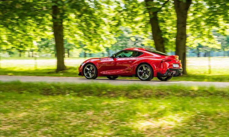 Toyota GR Supra 3.0 2020 Sportwagen Test und Fahrbericht AUTOmativ.de Benjamin Brodbeck 98 750x450 - Toyota GR Supra 3.0 (2020): Zu viel BMW? 718-Alternative? Fahrbericht!