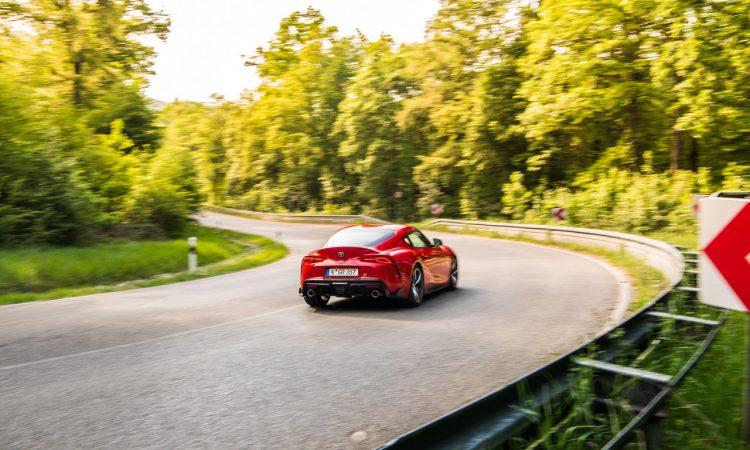 Toyota GR Supra 3.0 2020 Sportwagen Test und Fahrbericht AUTOmativ.de Benjamin Brodbeck 99 750x450 - Toyota GR Supra 3.0 (2020): Zu viel BMW? 718-Alternative? Fahrbericht!