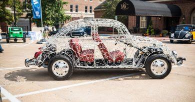 VW Volkswagen Bug Kaefer Wedding Chattanooga Motorcar Festival 2019 AUTOmativ.de 13 390x205 - VW Wedding Beetle: Dieser Käfer ist richtig ungewöhnlich!