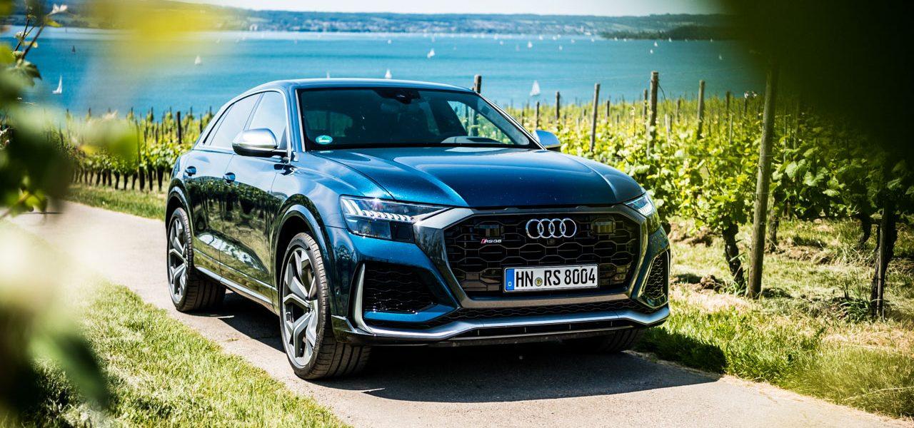 600-PS-Audi RS Q8 im Fahrbericht: Schön und Biest
