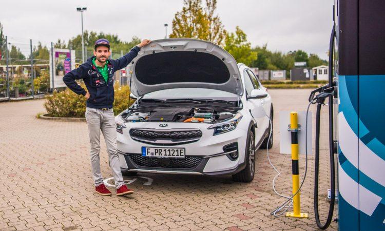 Kia XCeed Plug in Hybrid PHEV 2020 im Test und Fahrbericht AUTOmativ.de Benjamin Brodbeck 6 750x450 - Test Kia XCeed PHEV: Plug-in-Hybrid als treuer Alltagsbegleiter