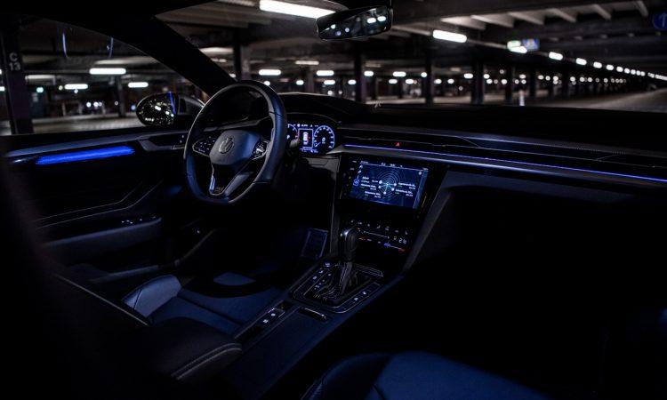 Neuer Volkswagen VW Arteon Shooting Brake R Line 2.0 TDI 110 kW 150 PS im Test und Fahrbericht Assistenz Fahrdynamik Ausstattung 41 750x450 - Neuer VW Arteon Shooting Brake R-Line 2.0 TDI im Fahrbericht