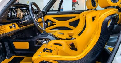 Singer 911 DLS mit 4,0-Liter-Boxer: Feinste Porsche 964 Veredelung (Bildergalerie)