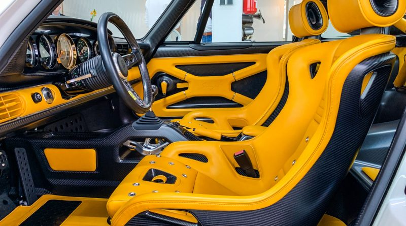 Porsche 911 Carrera reimagined by Singer 911 Vintage Cars Kussmaul GmbH AUTOmativ.de Benjamin Brodbeck 3 800x445 - Singer 911 DLS mit 4,0-Liter-Boxer: Feinste Porsche 964 Veredelung (Bildergalerie)