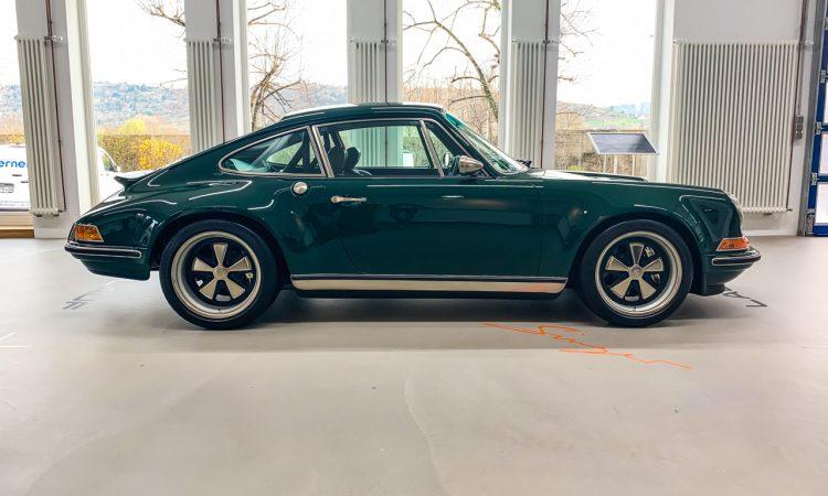 Porsche 911 Carrera reimagined by Singer 911 Vintage Cars Kussmaul GmbH AUTOmativ.de Benjamin Brodbeck 77 750x450 - Singer 911 DLS mit 4,0-Liter-Boxer: Feinste Porsche 964 Veredelung (Bildergalerie)