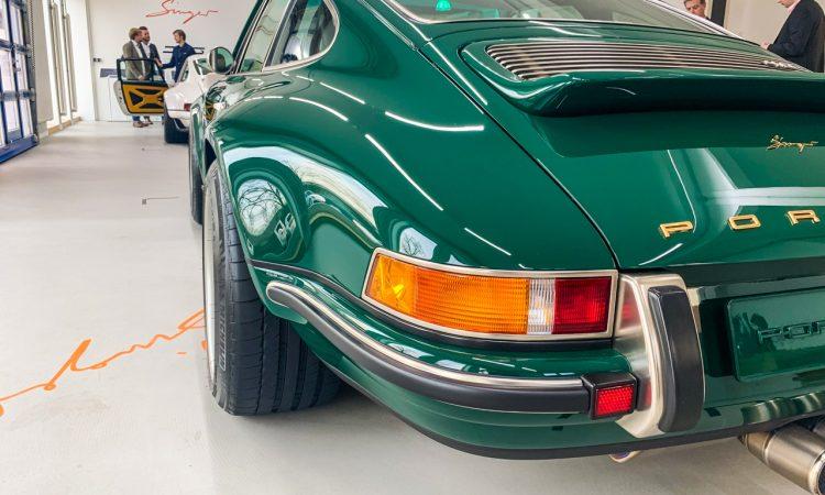 Porsche 911 Carrera reimagined by Singer 911 Vintage Cars Kussmaul GmbH AUTOmativ.de Benjamin Brodbeck 78 750x450 - Singer 911 DLS mit 4,0-Liter-Boxer: Feinste Porsche 964 Veredelung (Bildergalerie)