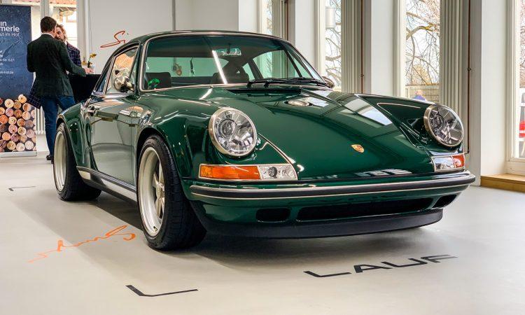 Porsche 911 Carrera reimagined by Singer 911 Vintage Cars Kussmaul GmbH AUTOmativ.de Benjamin Brodbeck 85 750x450 - Singer 911 DLS mit 4,0-Liter-Boxer: Feinste Porsche 964 Veredelung (Bildergalerie)