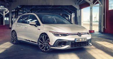 Neuer VW Golf 8 GTI Clubsport mit 300 PS!