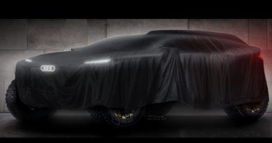 Sensation: Audi-Hybrid fährt die Rallye Dakar in 2022!
