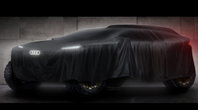 Audi 2022 bei Rallye Dakar mit Hybrid 800x445 - Sensation: Audi-Hybrid fährt die Rallye Dakar in 2022!
