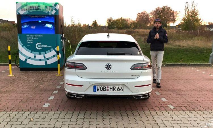 COVER Volkswagen VW Arteon Shooting Brake eHybrid 1.4 TFSI im Test und Fahrbericht AUTOmativ.de Benjamin Brodbeck 5 750x450 - VW Arteon Shooting Brake eHybrid: Intelligentes Energie-Management mit Zieleingabe?
