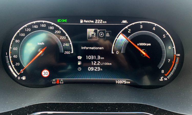 Kia ProCeed GT 2020 Handschalter Verbrauch Test 1000 Kilometer 1 750x450 - Kia ProCeed GT 1.6 T-GDi als Handschalter im Fahrbericht: Mehr Spaß mit 6?