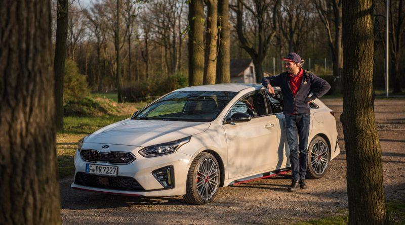 Kia Proceed GT 2020 Handschalter im Test und Fahrbericht Sound Technik Alltag AUTOmativ.de Benjamin Brodbeck 67 800x445 - Kia ProCeed GT 1.6 T-GDi als Handschalter im Fahrbericht: Mehr Spaß mit 6?