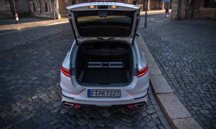 Kia Proceed GT 2020 Handschalter im Test und Fahrbericht Sound Technik Alltag AUTOmativ.de Benjamin Brodbeck 86 750x450 - Kia ProCeed GT 1.6 T-GDi als Handschalter im Fahrbericht: Mehr Spaß mit 6?
