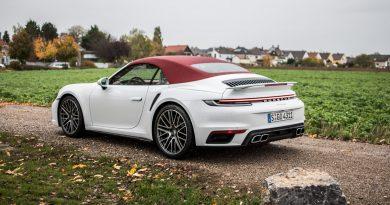 Porsche 911 Turbo Cabriolet 992 im Test und Fahrbericht AUTOmativ.de Benjamin Brodbeck 10 390x205 - Neues Porsche 911 Turbo Cabriolet (992) im ersten Test: Frischluft-Reisemaschine