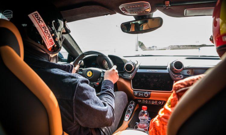 """Racepool99 Rennwagen Fahren Gutschein Lausitzring Spreewaldring Fahrbericht Testbericht AUTOmativ.de Benjamin Brodbeck 9 750x450 - """"Du hast echt Talent"""": Racepool99 am Spreewaldring, Traum vs. Erfahrungsbericht"""