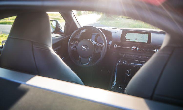 Toyota GR Supra 3.0 2020 Sportwagen Test und Fahrbericht AUTOmativ.de Benjamin Brodbeck 16 750x450 - Kann der Toyota Supra 3.0 Langstrecke? 1.000 Km-Test!