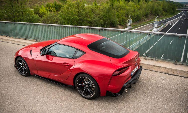 Toyota GR Supra 3.0 2020 Sportwagen Test und Fahrbericht AUTOmativ.de Benjamin Brodbeck 37 750x450 - Kann der Toyota Supra 3.0 Langstrecke? 1.000 Km-Test!
