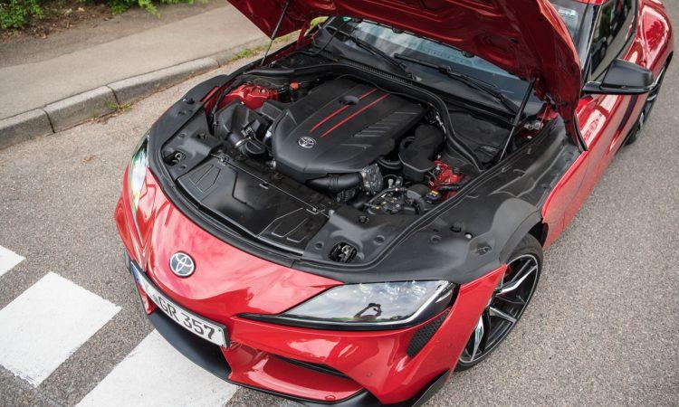Toyota GR Supra 3.0 2020 Sportwagen Test und Fahrbericht AUTOmativ.de Benjamin Brodbeck 71 750x450 - Kann der Toyota Supra 3.0 Langstrecke? 1.000 Km-Test!