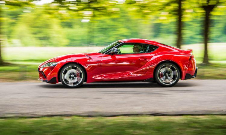 Toyota GR Supra 3.0 2020 Sportwagen Test und Fahrbericht AUTOmativ.de Benjamin Brodbeck 77 750x450 - Kann der Toyota Supra 3.0 Langstrecke? 1.000 Km-Test!