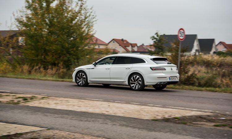 Volkswagen VW Arteon Shooting Brake eHybrid 1.4 TFSI im Test und Fahrbericht AUTOmativ.de Benjamin Brodbeck 12 750x450 - VW Arteon Shooting Brake eHybrid: Intelligentes Energie-Management mit Zieleingabe?