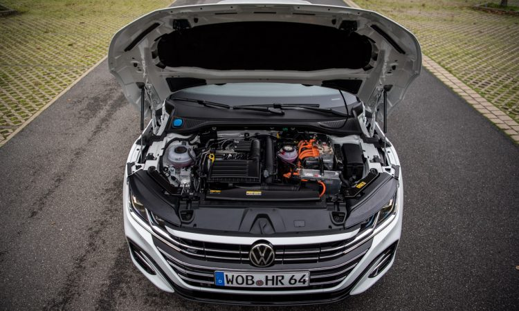 Volkswagen VW Arteon Shooting Brake eHybrid 1.4 TFSI im Test und Fahrbericht AUTOmativ.de Benjamin Brodbeck 30 750x450 - VW Arteon Shooting Brake eHybrid: Intelligentes Energie-Management mit Zieleingabe?