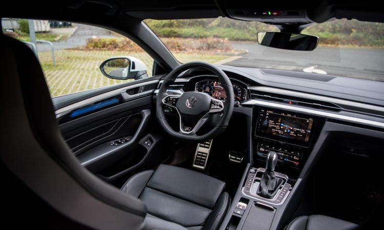 Volkswagen VW Arteon Shooting Brake eHybrid 1.4 TFSI im Test und Fahrbericht AUTOmativ.de Benjamin Brodbeck 39 750x450 - VW Arteon Shooting Brake eHybrid: Intelligentes Energie-Management mit Zieleingabe?