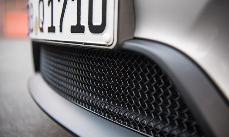 ZUNSPORT Kuehlergrillschutz Porsche 981 Boxster GTS TEST AUTOmativ.de 12 750x450 - ZUNSPORT Kühlerschutzgitter für unseren 981 Boxster GTS!