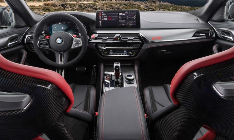 BMW M5 CS 70kg leichter als der BMW M5 Competition 22 750x450 - Der neue BMW M5 CS: 70kg leichter als der BMW M5 Competition