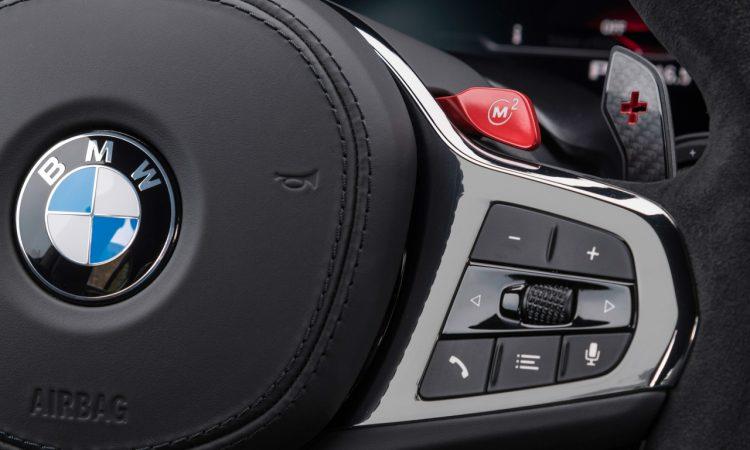 BMW M5 CS 70kg leichter als der BMW M5 Competition 4 750x450 - Der neue BMW M5 CS: 70kg leichter als der BMW M5 Competition