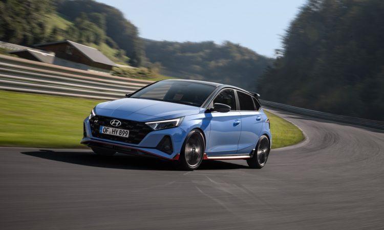 Hyundai i20N startet bei rund 28.000 Euro 4 750x450 - Hyundai i20 N (2021): Preise starten bei rund 28.000 Euro