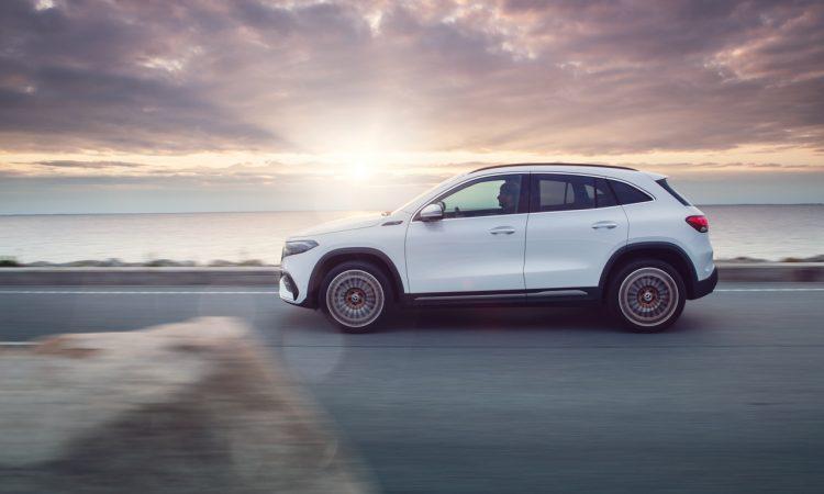 Mercedes Benz EQA 2021 16 750x450 - Neuer EQA von Mercedes-Benz: Elektro-GLA mit Gesichts-OP