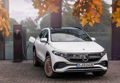 Neuer EQA von Mercedes-Benz: Elektro-GLA mit Gesichts-OP