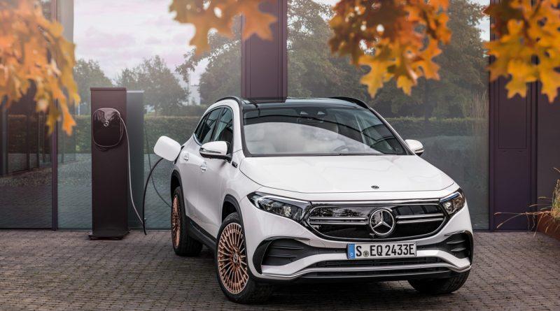 Mercedes Benz EQA 2021 7 800x445 - Neuer EQA von Mercedes-Benz: Elektro-GLA mit Gesichts-OP