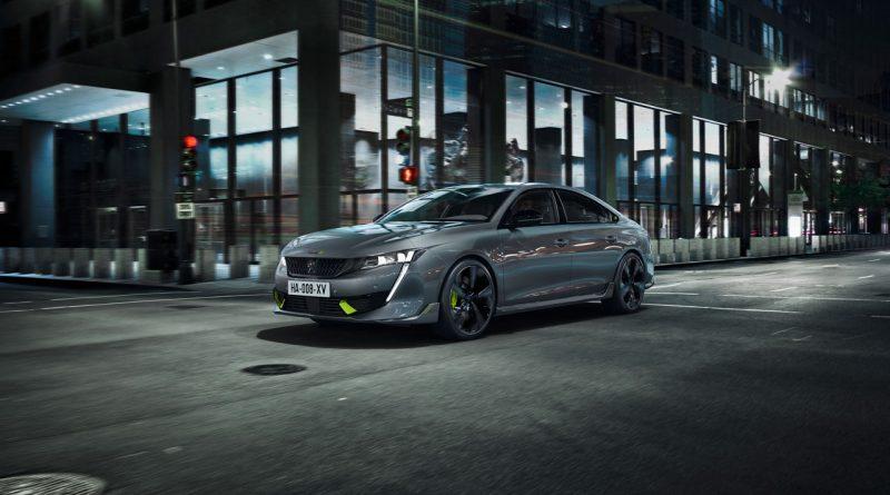 Peugeot 508 PSE 2021 1 800x445 - Peugeot 508 PSE (2021): Sporthybrid ab sofort bestellbar!