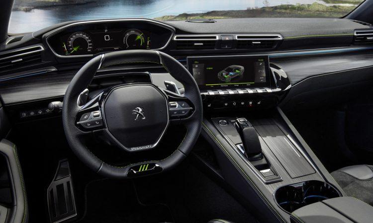 Peugeot 508 PSE 2021 3 750x450 - Peugeot 508 PSE (2021): Sporthybrid ab sofort bestellbar!