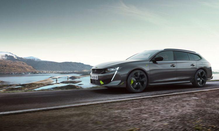 Peugeot 508 PSE 2021 5 750x450 - Peugeot 508 PSE (2021): Sporthybrid ab sofort bestellbar!