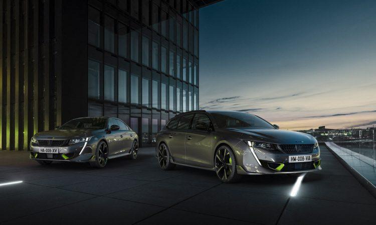 Peugeot 508 PSE 2021 6 750x450 - Peugeot 508 PSE (2021): Sporthybrid ab sofort bestellbar!