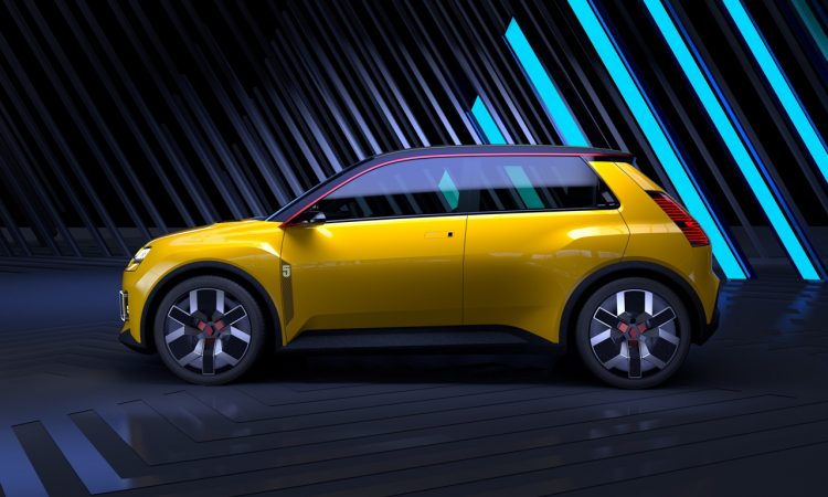 Renault 5 Prototyp 2021 7 750x450 - Der Renault 5 kommt vielleicht zurück! - Allerdings elektrisch