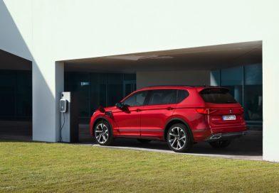 Seat Tarraco e-Hybrid ab sofort für 43.970 Euro bestellbar