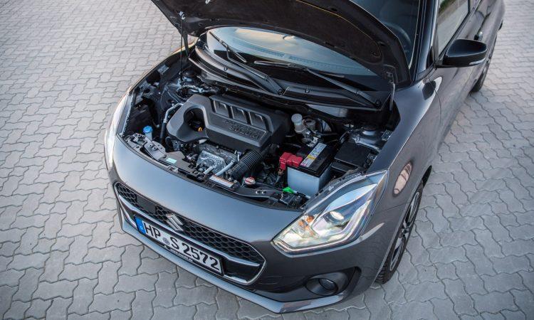Suzuki Swift 1.0 SHVS Test Macht der MILD HYBRID Sinn LEISTUNG Fahrspass Laufruhe Verbrauch im Test AUTOmativ.de Benjamin Brodbeck 27 750x450 - Suzuki Swift 1.0 SHVS Test: Macht der Mild-Hybrid Sinn?