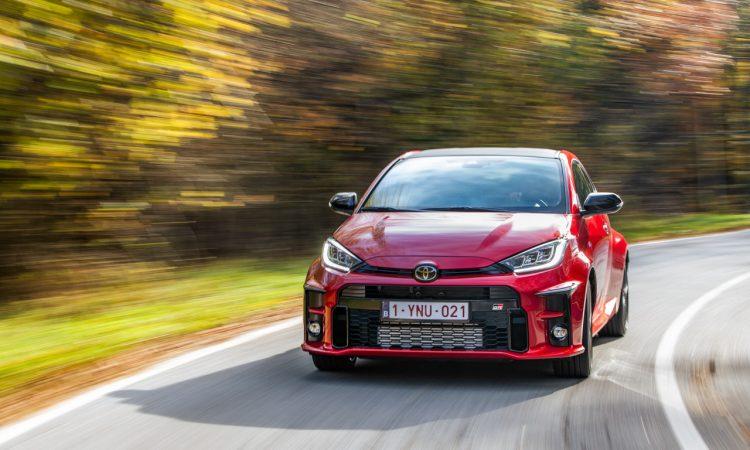 Toyota GR Yaris 2021 AUTOmativ.de 3 750x450 - Toyota GR Yaris (2021): Der neue Power-Zwerg am Markt!