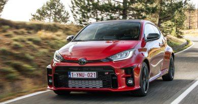 Toyota GR Yaris 2021 AUTOmativ.de 8 390x205 - Toyota GR Yaris (2021): Der neue Power-Zwerg am Markt!