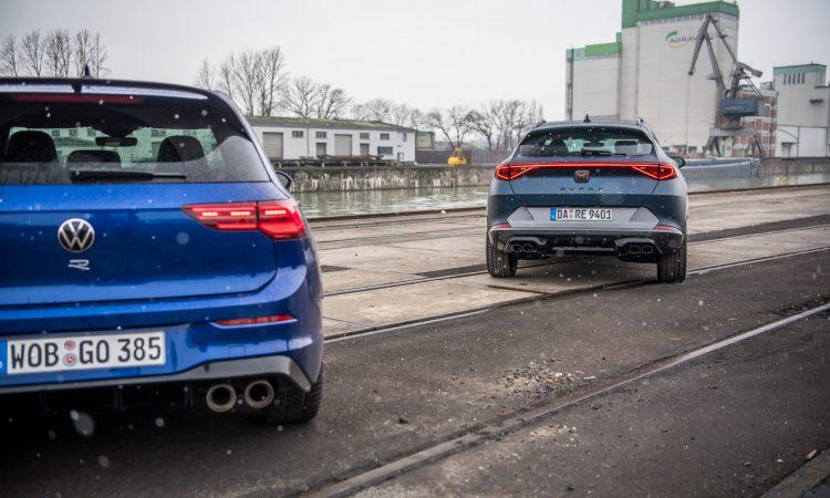 VW Golf 8 R vs. Cupra Formentor VZ 38 750x450 - Cupra Formentor VZ vs. VW Golf 8 R: Zwei Power-MQBs im Vergleich!