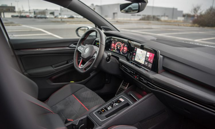 VW Golf GTI Clubsport 2021 im Test und Fahrbericht 300 PS Lohnt es sich Golf GTI AUTOmativ.de Benjamin Brodbeck 3 750x450 - Fahrbericht VW Golf 8 GTI Clubsport: Das ist der Echte!