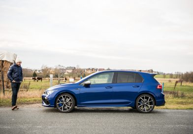VW Golf 8 R (2021) Fahrbericht: 320 PS, Torque Vectoring und Drift Mode!