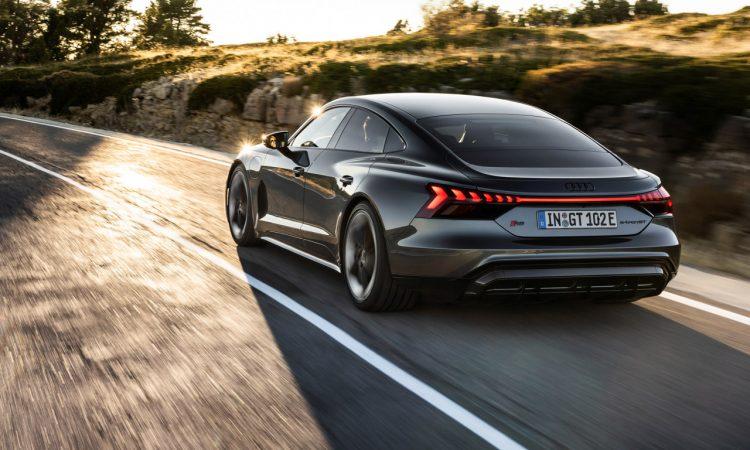 Audi e tron GT und RS e tron GT Premiere AUTOmativ.de 11 750x450 - Audi RS e-tron GT und e-tron GT: Details des Ingolstädter Taycan