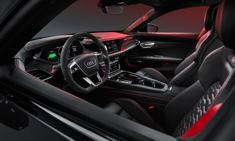 Audi e tron GT und RS e tron GT Premiere AUTOmativ.de 9 750x450 - Audi RS e-tron GT und e-tron GT: Details des Ingolstädter Taycan
